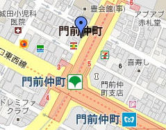 金券ショップ 江東区 門前仲町