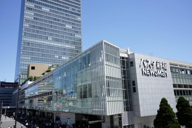 新宿バスターミナル パスタ