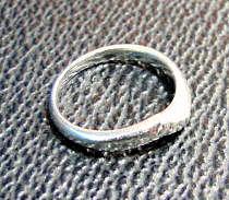 柴田宝飾 プラチナ 指輪