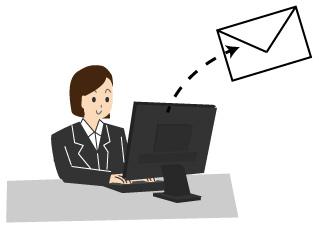 パソコン メール