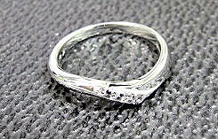 指輪ちぢめ 修理例