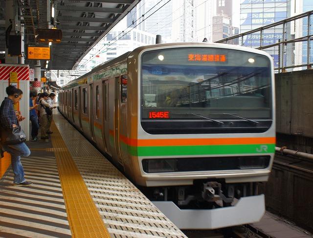 青春18切符 東海道線